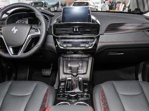 2018款28T 四驱GT至酷型 中控台