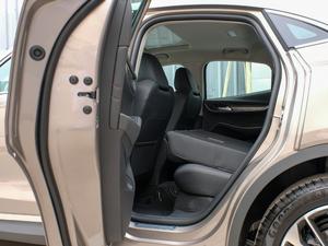 2018款28T 四驱GT至酷型 后排座椅放倒
