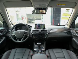 2018款28T 四驱GT至酷型 全景内饰
