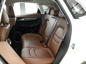 2017款25TGDI 自动四驱智享型 后排座椅