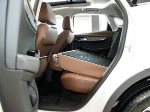2017款25TGDI 自动四驱智享型 后排座椅放倒
