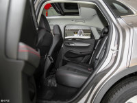 空间座椅BX5后排空间