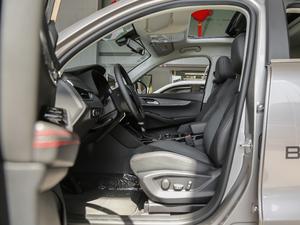 2018款25TGDI 两驱风尚型 前排空间