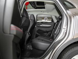 2018款25TGDI 两驱风尚型 后排空间