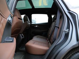 2018款28TGDI TS 四驱豪华型 后排空间