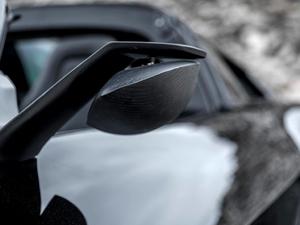 2018款Alpha X Blackbird 细节外观
