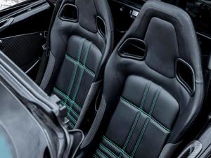 2018款Alpha X Blackbird 空间座椅