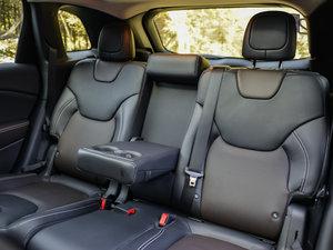 2016款2.4L 全能版 后排座椅