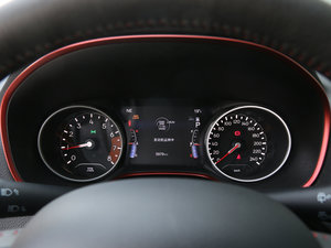 2017款200TS 高性能四驱版 仪表