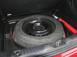 2017款200TS 高性能四驱版 备胎
