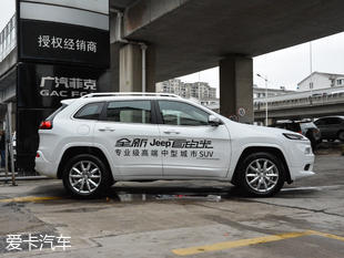 广汽菲克2017款自由光
