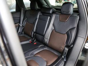 2017款2.4L 领先版智能包 后排座椅