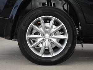 2017款2.4L 卓越版 轮胎