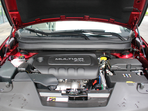 2017款2.4L 领先版 发动机