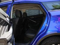 空间座椅驭胜S330后排空间