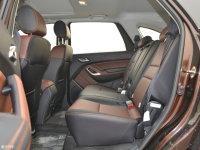 空间座椅新驭胜S350后排空间