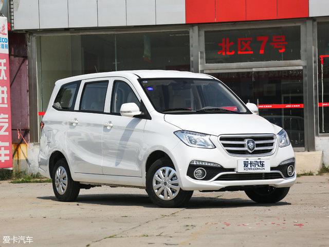 北汽福田2016款北京伽途ix5