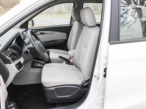 2017款1.5L 手动智悦型 前排座椅