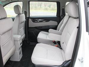 2017款1.5L 手动智悦型 后排座椅