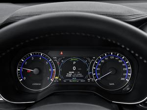 2019款1.8L PHEV智豪型 中控区