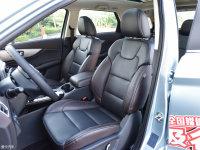 空间座椅风光S560前排座椅