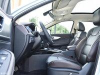 空间座椅风光S560前排空间