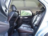 空间座椅风光S560后排空间