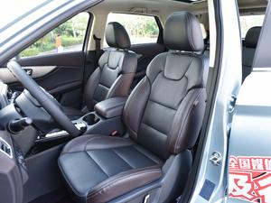 2018款1.8L 自动智联型 7座 前排座椅