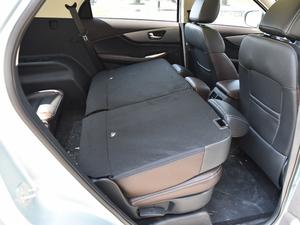 2018款1.8L 自动智联型 7座 后排座椅放倒