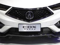 细节外观讴歌CDX中网
