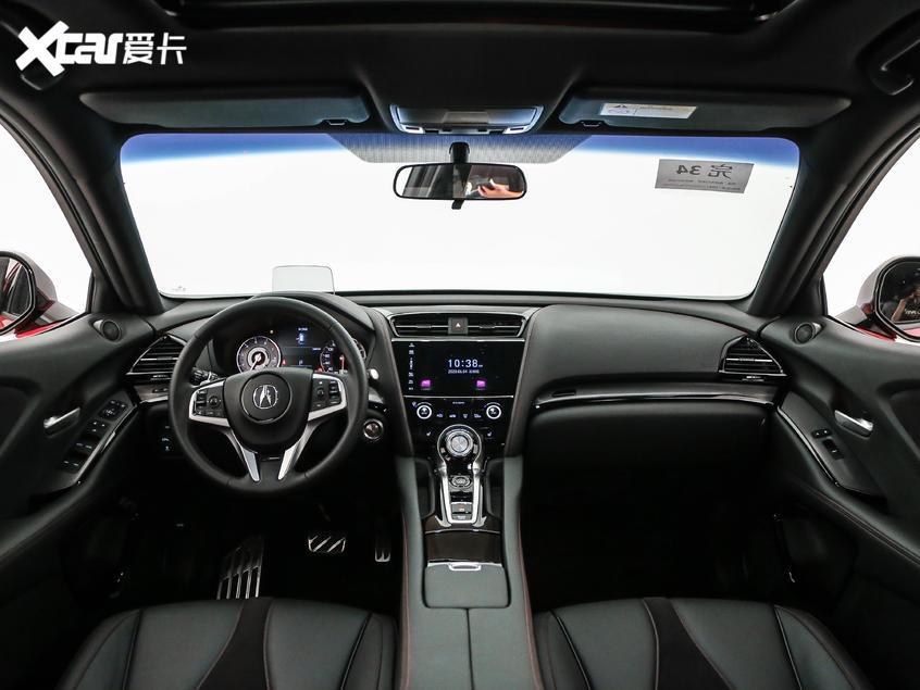 广汽讴歌2021款讴歌CDX