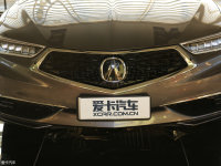 细节外观广汽Acura TLX-L中网