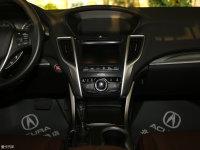 中控区广汽Acura TLX-L中控台