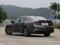 整体外观广汽Acura TLX-L后侧45度