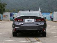 整体外观广汽Acura TLX-L纯后