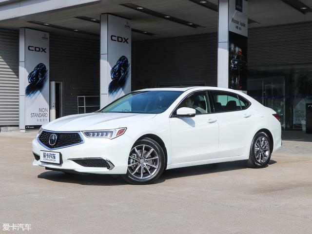 广汽讴歌2018款广汽Acura TLX-L