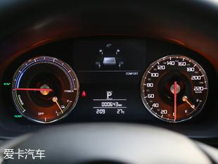 广汽讴歌2018款广汽Acura CDX 混动