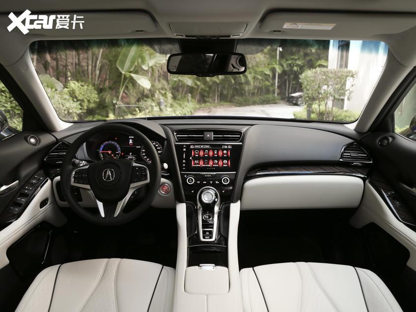 广汽讴歌2018款讴歌CDX混动