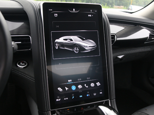2018款标准型 中控台显示屏