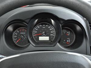 2017款1.9T 柴油手动两驱进取大双版 仪表