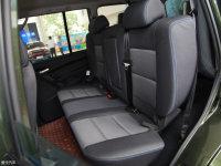 空间座椅猎豹Q6后排座椅