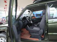 空间座椅猎豹Q6前排空间