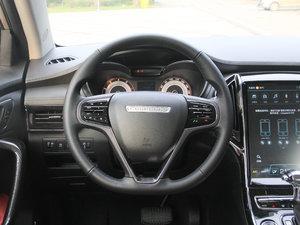 2017款1.5L CVT尊贵型 方向盘