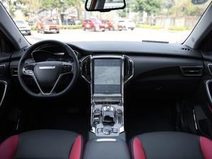 2018款EV300 精英版 全景内饰