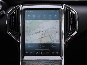 2018款EV300 精英版 中控台显示屏