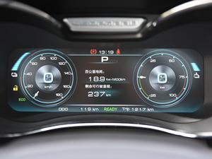 2018款EV300 精英版 仪表