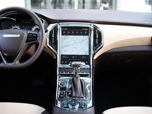 2018款1.5T 自动劲朗型 中控台