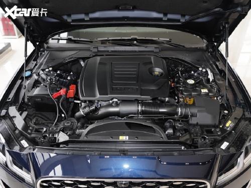2021款 捷豹XFL XFL 2.0T P250 两驱尊享豪华版