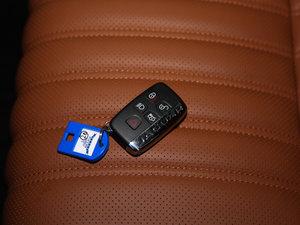 2017款3.0SC 340PS 奢华版 钥匙