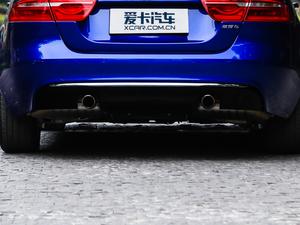 2018款2.0T 250PS 奢华版 尾排